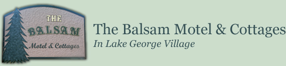 The Balsam Motel aand Cottages